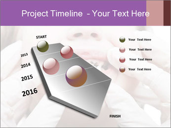 Dental medicine PowerPoint Template - Slide 26
