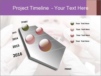 Dental medicine PowerPoint Templates - Slide 26