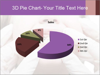 Dental medicine PowerPoint Template - Slide 35
