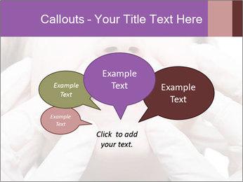 Dental medicine PowerPoint Templates - Slide 73