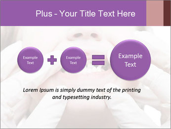 Dental medicine PowerPoint Template - Slide 75