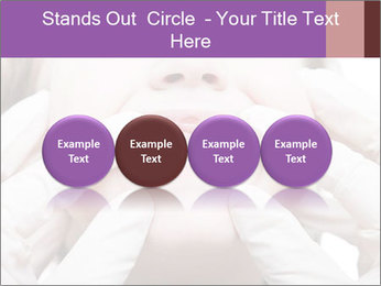 Dental medicine PowerPoint Template - Slide 76