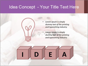 Dental medicine PowerPoint Template - Slide 80
