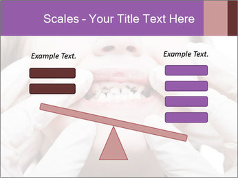 Dental medicine PowerPoint Templates - Slide 89