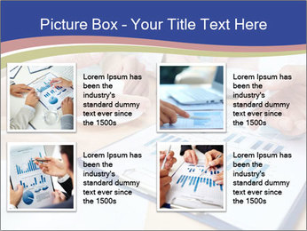 Business document PowerPoint Template - Slide 14