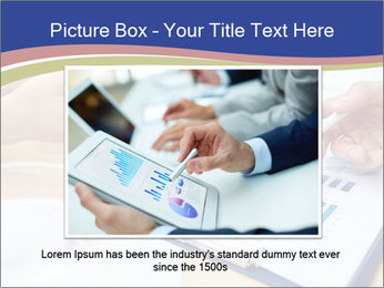 Business document PowerPoint Template - Slide 16