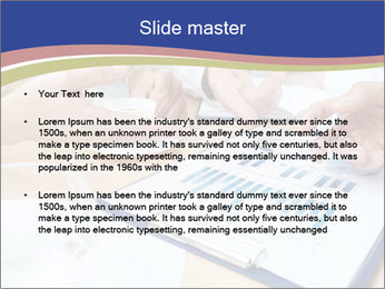 Business document PowerPoint Template - Slide 2