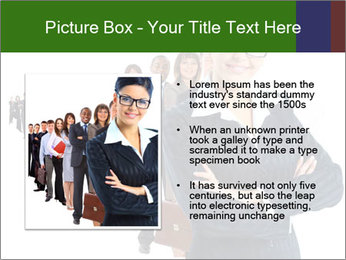 Business woman team PowerPoint Templates - Slide 13