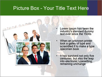 Business woman team PowerPoint Templates - Slide 20