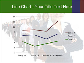 Business woman team PowerPoint Templates - Slide 54