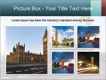 Big Ben PowerPoint Template - Slide 19