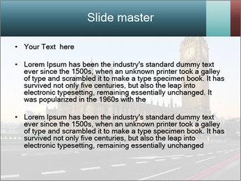 Big Ben PowerPoint Template - Slide 2