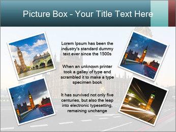 Big Ben PowerPoint Template - Slide 24
