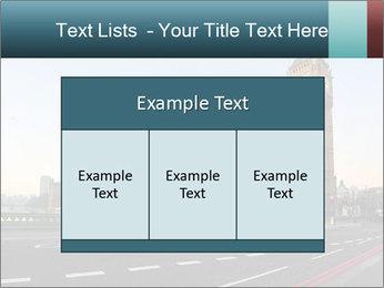 Big Ben PowerPoint Template - Slide 59