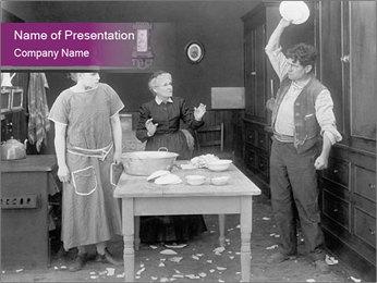 Dish PowerPoint Templates - Slide 1