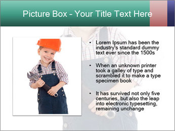 Little builder PowerPoint Templates - Slide 13