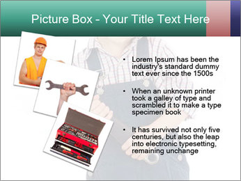 Little builder PowerPoint Templates - Slide 17