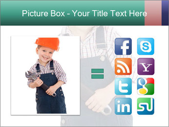 Little builder PowerPoint Templates - Slide 21