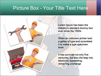 Little builder PowerPoint Templates - Slide 23