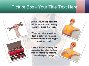 Little builder PowerPoint Templates - Slide 24