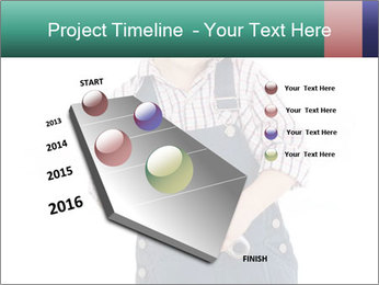 Little builder PowerPoint Templates - Slide 26