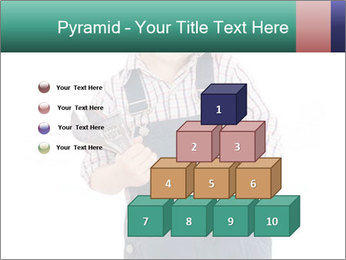 Little builder PowerPoint Templates - Slide 31