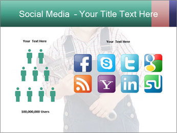 Little builder PowerPoint Templates - Slide 5
