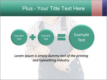 Little builder PowerPoint Templates - Slide 75