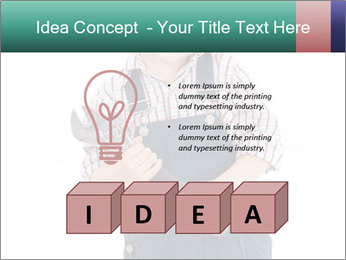 Little builder PowerPoint Templates - Slide 80