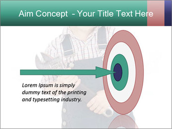 Little builder PowerPoint Templates - Slide 83