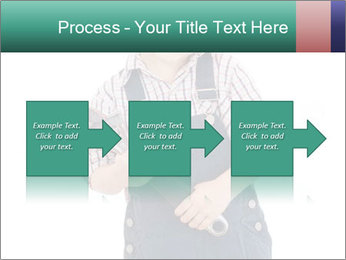 Little builder PowerPoint Templates - Slide 88