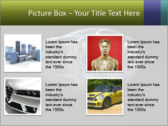 Sports Car presentation PowerPoint Template - Slide 14