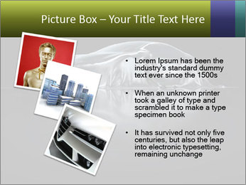 Sports Car presentation PowerPoint Template - Slide 17