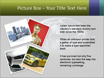 Sports Car presentation PowerPoint Template - Slide 23