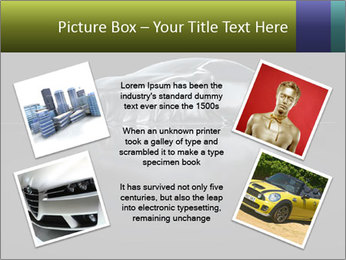 Sports Car presentation PowerPoint Template - Slide 24