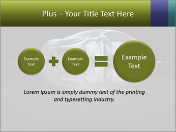 Sports Car presentation PowerPoint Template - Slide 75