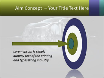 Sports Car presentation PowerPoint Template - Slide 83