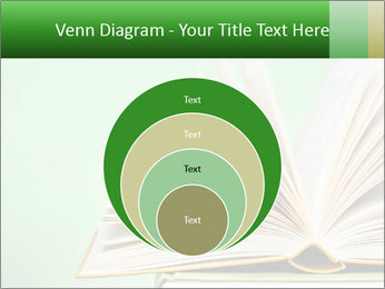 An open book PowerPoint Template - Slide 34