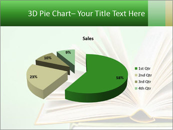 An open book PowerPoint Template - Slide 35