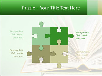 An open book PowerPoint Template - Slide 43