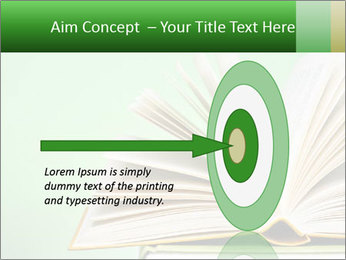 An open book PowerPoint Template - Slide 83