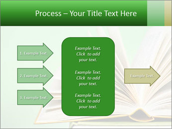 An open book PowerPoint Template - Slide 85