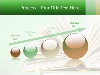 An open book PowerPoint Template - Slide 87