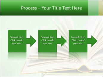 An open book PowerPoint Template - Slide 88