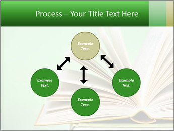 An open book PowerPoint Template - Slide 91