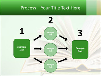 An open book PowerPoint Template - Slide 92