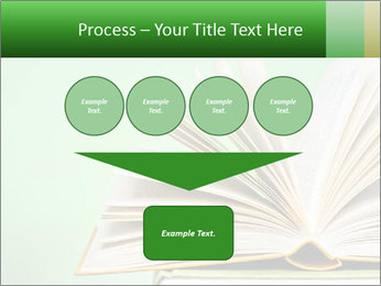 An open book PowerPoint Template - Slide 93