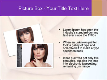 Young woman PowerPoint Template - Slide 20
