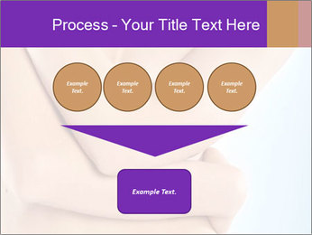Young woman PowerPoint Template - Slide 93