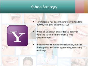 Dental collage. PowerPoint Templates - Slide 11
